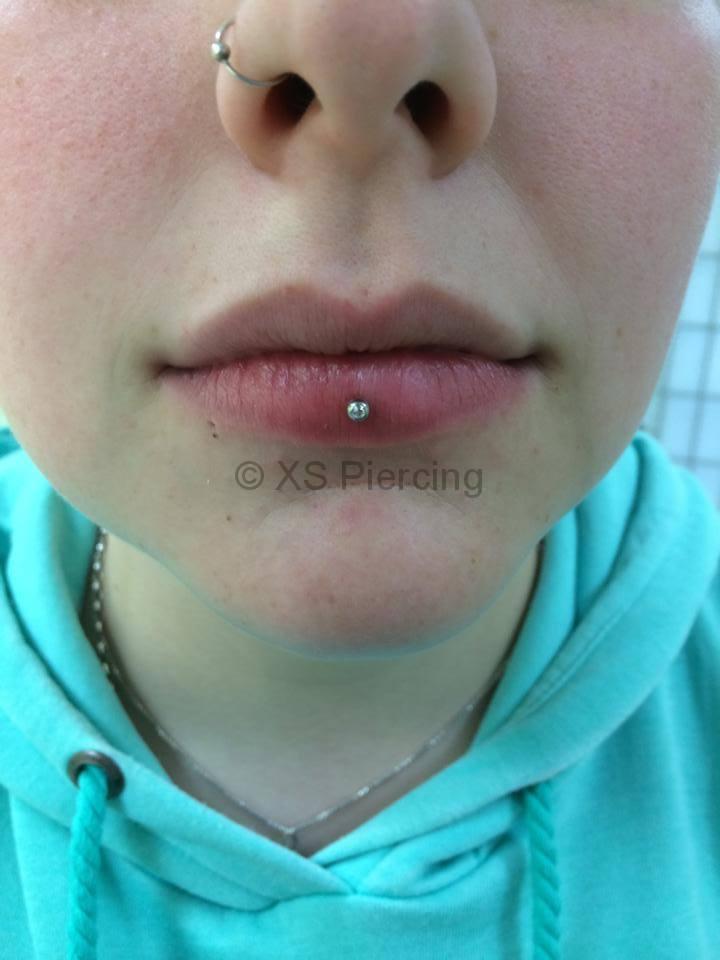 Stecker ashley piercing Helix